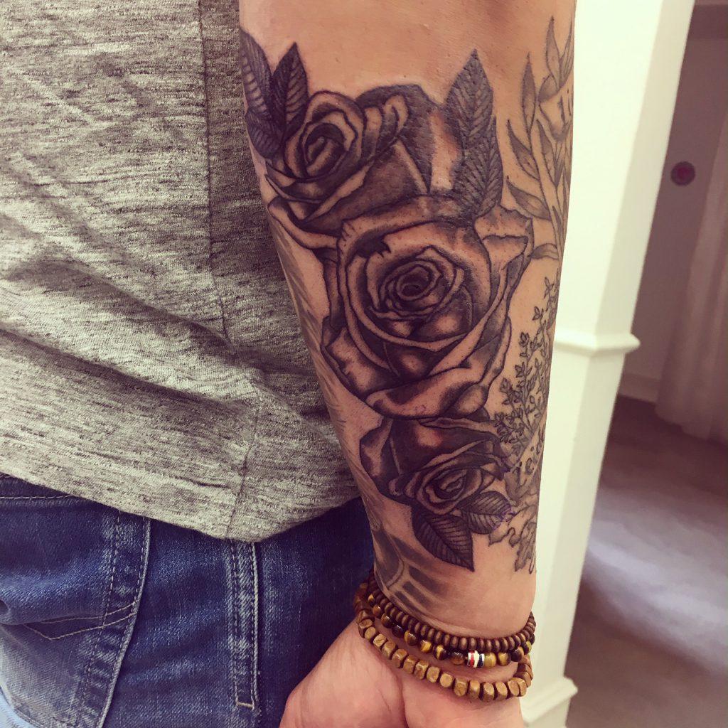 skygge tattoo